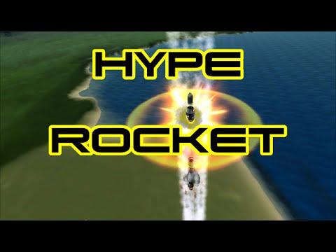 KSP - Hype Rocket 1.0