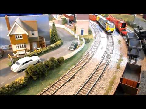 Model Railway Day at Ulster Folk & Transport Museum, Cultra HD