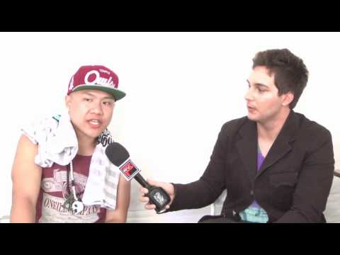 Timothy De La Ghetto Interview at ISA LA Concert 2011 Talks about Selena Gomez