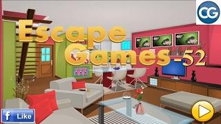 [Walkthrough] 101 New Escape Games - Escape Games 52 - Complete Game
