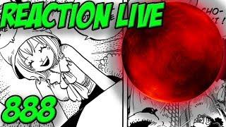 LA PUISSANCE DES MINKS - Reaction live chapitre one piece 888