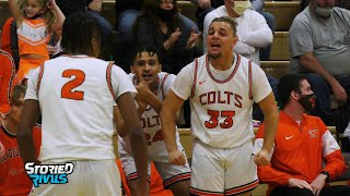 New Philadelphia at Meadowbrook 🏀 | District Semifinal Highlight [3/3/21]