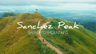 Sanchez Peak, Balakayo Mountains   DJI Spark