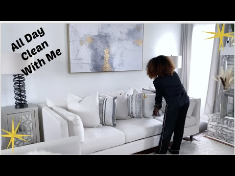 Extreme all day Clean with me | Cleaning motivation | Mercy Gono