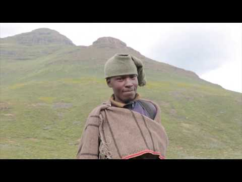 Hiking & Camping in Lesotho 2018