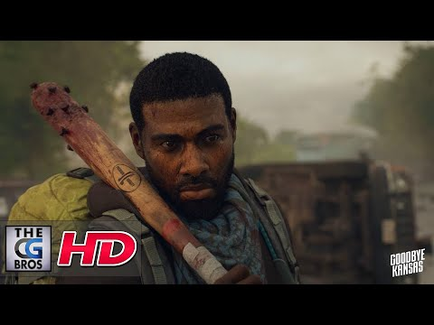 "CGI 3D Animated Trailers: ""Overkill's The Walking Dead"" - by Goodbye Kansas"