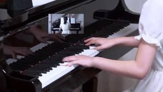 2015年8月23日 録画、 使用楽譜;月刊ピアノ2015年9月号 (2015/08/23 PM...