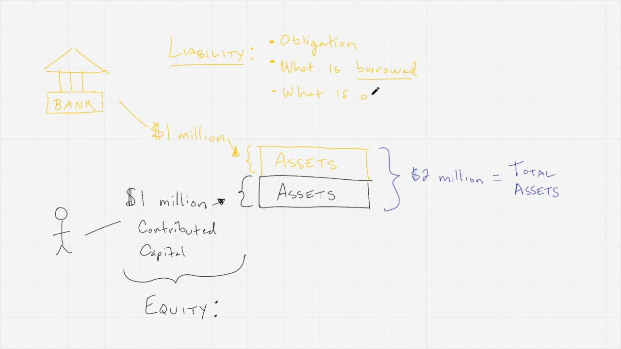 Accounting: The Balance Sheet Equation; Assets