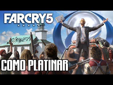 644ba19ef6983 Como Platinar  28 - Far Cry 5 (PS4). Canal Games Oficial