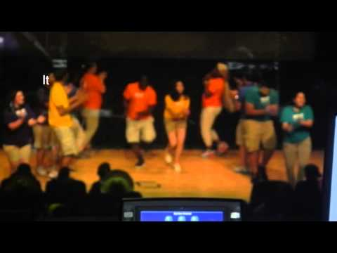 NYIT The Orientation Experience 2014