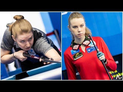 2019 CBSA Taishun 9-Ball International Open│Veronika Ivanovskaia Vs Marharyta Fefilava