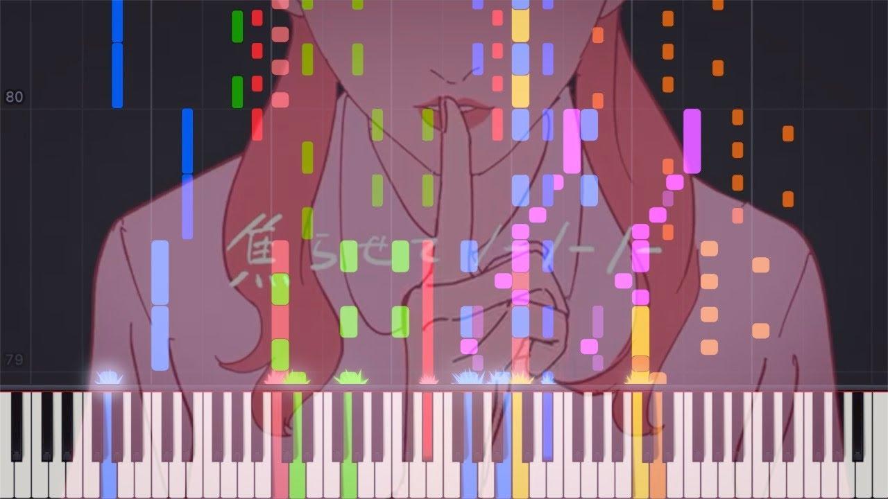 弾かせる気の無い『ジャンキーナイトタウンオーケストラ』ピアノ採譜