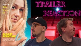 Please Stand By Trailer Reaction