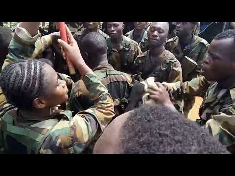 GHANA ARMY SOUTHERN COMMAND MORALE SESSION - EXERCISE KULU SHIRI 2018