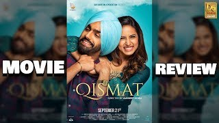 Qismat Movie Review   Ammy Virk   Sargun Mehta   Releasing 21st September 2018