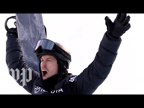 Shaun White on his recovery from a face injury that left him with 62 stitches