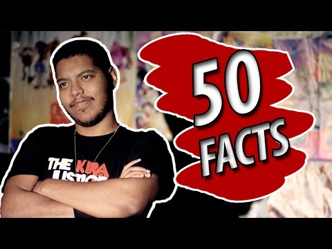 50 random facts about: Mimura (The Kira Justice)
