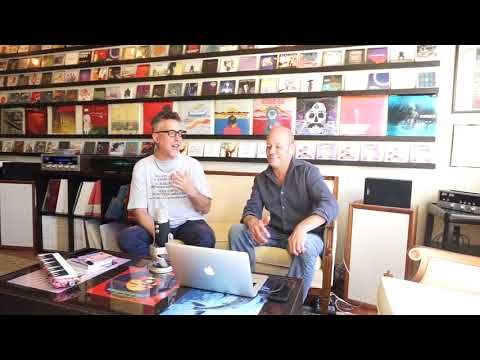 Richard X Bennett Interview / Ropeadope TV