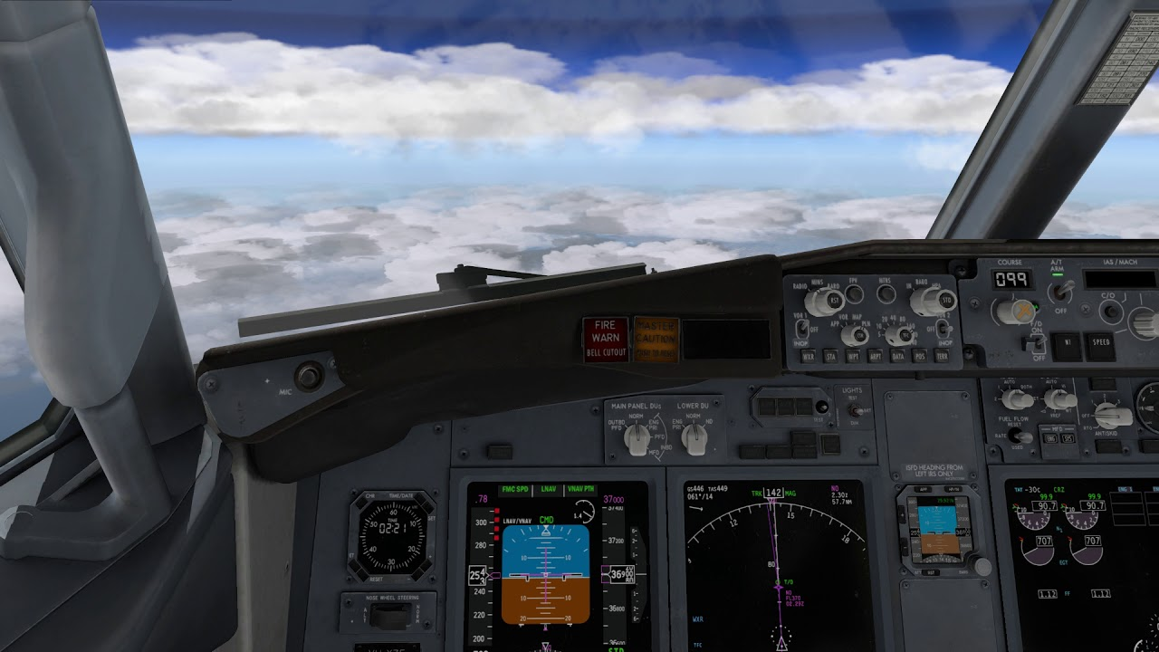 X-Plane 11 - Clouds flickering - YouTube