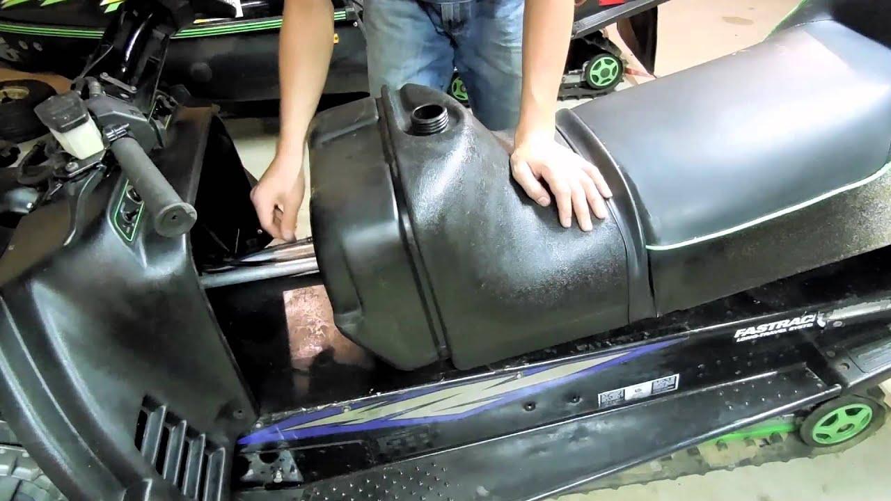 Powder Extreme Rebuild  6 Sway Bar  Seat Install  And Walk