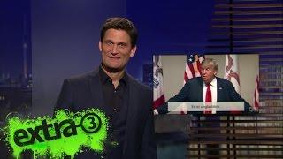 Christian Ehring zum Auftritt von Donald Trump und Sarah Palin