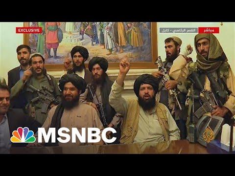 Engel: Despite Peaceful Rhetoric, Taliban Hasn't Changed
