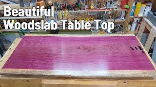 거실 테이블 만들기(우드슬랩 테이블 제작 ATOZ)-P…