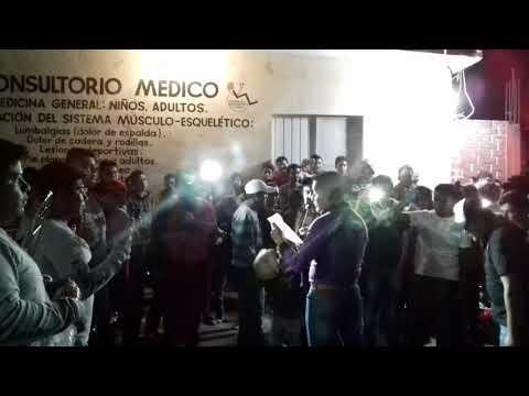 Mural Guadalupe etla 2017//muerteada