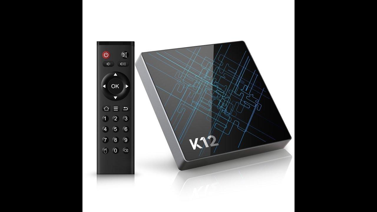 code promo amazon egoiggo s12 pro android tv box