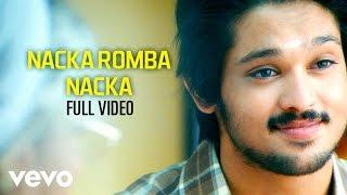 Masilamani - Nacka Romba Nacka Video   Nakul, Sunaina   D. Imman