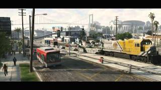 Grand Theft Auto V | Official Trailer #2