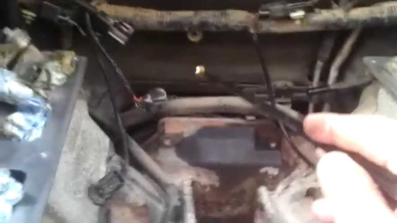 Tips on removing Intake manifold on a Ford Triton 54L