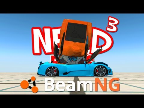 Nerd³ Plays... BeamNG.drive - Crumple Zone