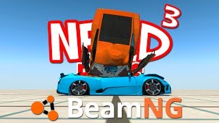 Nerd³ Plays... BeamNG.drive - Crumple Zone