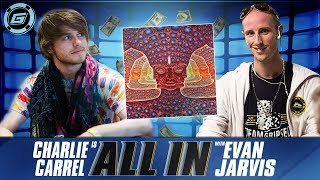 All-In Poker Podcast feat. Charlie Carrel + Evan Jarvis