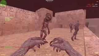 Counter-Strike: Zombie Escape Mod - ze_Dust2_Fix1 on WorldCS