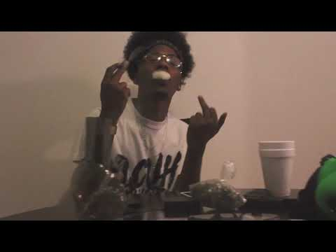 LilCuhThaShooter - Stressing (Official Music Video) Shot By Designer Kay Films