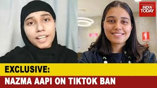 Nazma Aapi Exclusive: YouTuber Saloni Gaur In Conversation With India Today On TikTok Ban