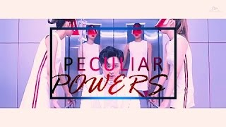 PECULIAR POWERS TRAILER [EXO] #HappySehunDay