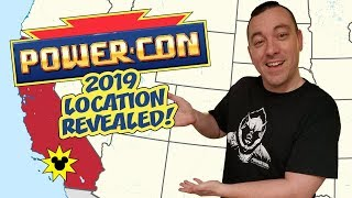 Power-Con 2019 Location Revealed!
