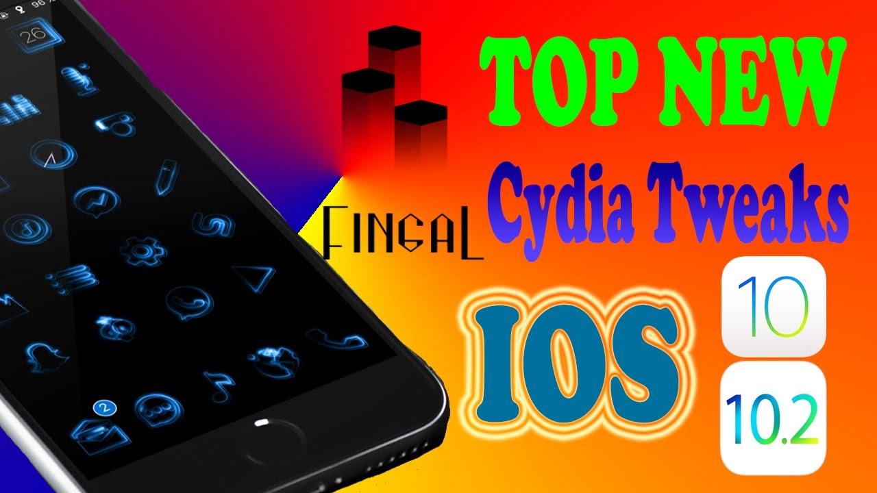 Top New Cydia Tweaks IOS 10 1 1 - 10 2 JB / 2017 Download