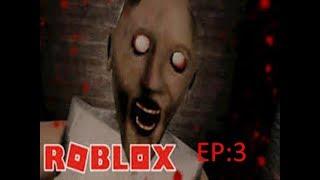 ROBLOX: Granny ep3 Le manque de gameplay!!!