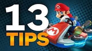 13 Tips to Dominate in Mario Kart 8 - Best Way to Play