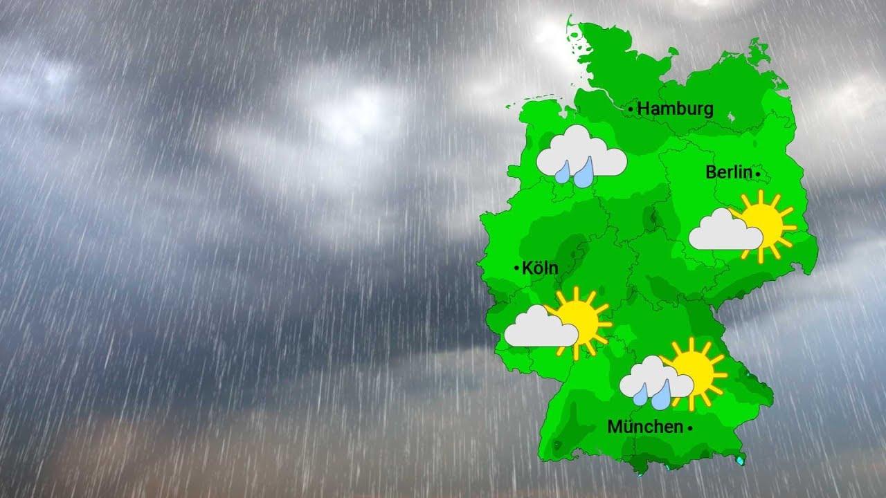 Dienstag Wetter