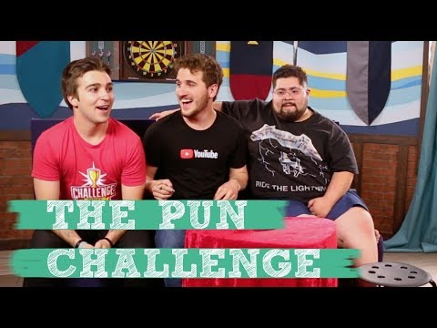 THE PUN CHALLENGE W/ BostonTom and BrandoCommando