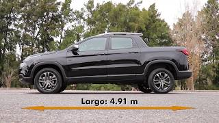 Programa 204 TN Autos | Mini Test Drive Fiat Toro Blackjack