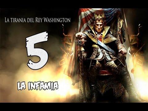 Assassin's Creed 3 - La Tiranía del Rey Washington :Mision 5
