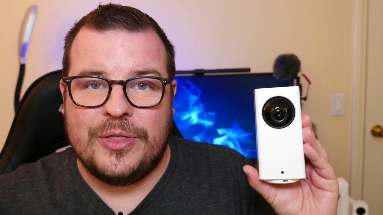 Wyze Cam Pan REVIEW | $29 99 1080P Pan and Tilt Security Camera