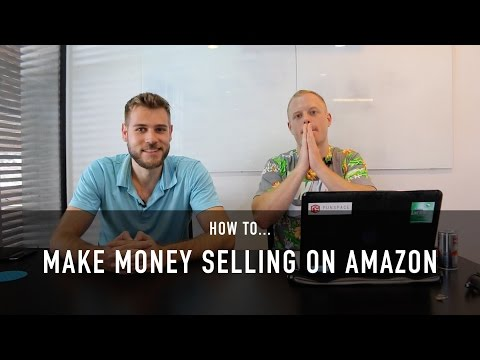 HOW TO MAKE MONEY ON AMAZON WITH FBA (MASTERCLASS WITH RILEY BENNETT)