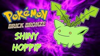 Roblox Pokemon Brick Bronze Extras - Shiny Hoppip!